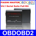 High Newly Black PIASINI MASTER Full Version V4.1 Master ECU Programmer Serial Suite(JTAG-BDM- K-line-L-line-RS232- CAN-BUS )