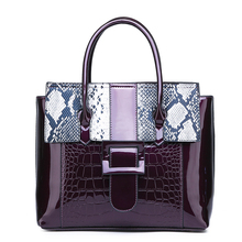 Fashion Ladies Hand Bag Women's Genuine Leather Handbag Leat