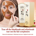 ISILANDON Pérola Removedor de Cravo Rosto Cuidados Máscara Tira Poros Acne Tratamento Descamação Máscara Preta Máscara Do Nariz de Limpeza Profunda Da Pele Cuidados