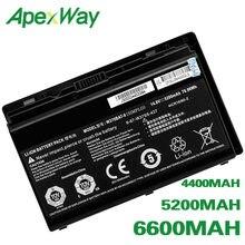 ApexWay W370BAT-8 Батарея для CLEVO W370SK W37SS W350ETQ W370ET NP6350 NP6370 XMG A522 XMG A722