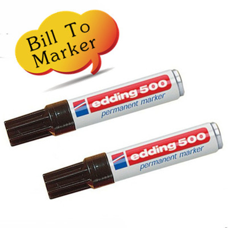 Bill To Marker (Gimmick And Online Instructions) - Magic Trick Close Up Illusion Street Mentalism Fun Magic Props Toys