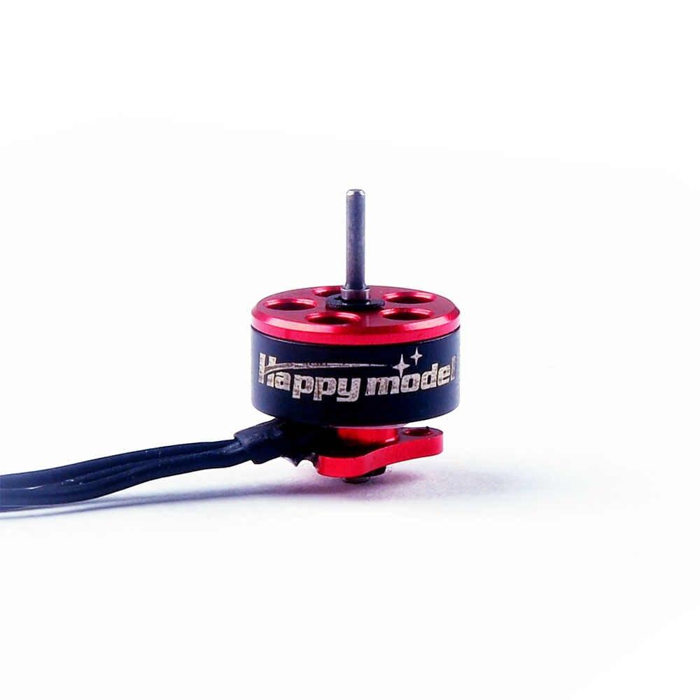 1 قطع JMT Happymodel Mobula7 SE0802 1-2 ثانية فرش السيارات 16000KV 19000KV 1.0 ملليمتر رمح القطر المحركات للداخلية FPV Quadcopter