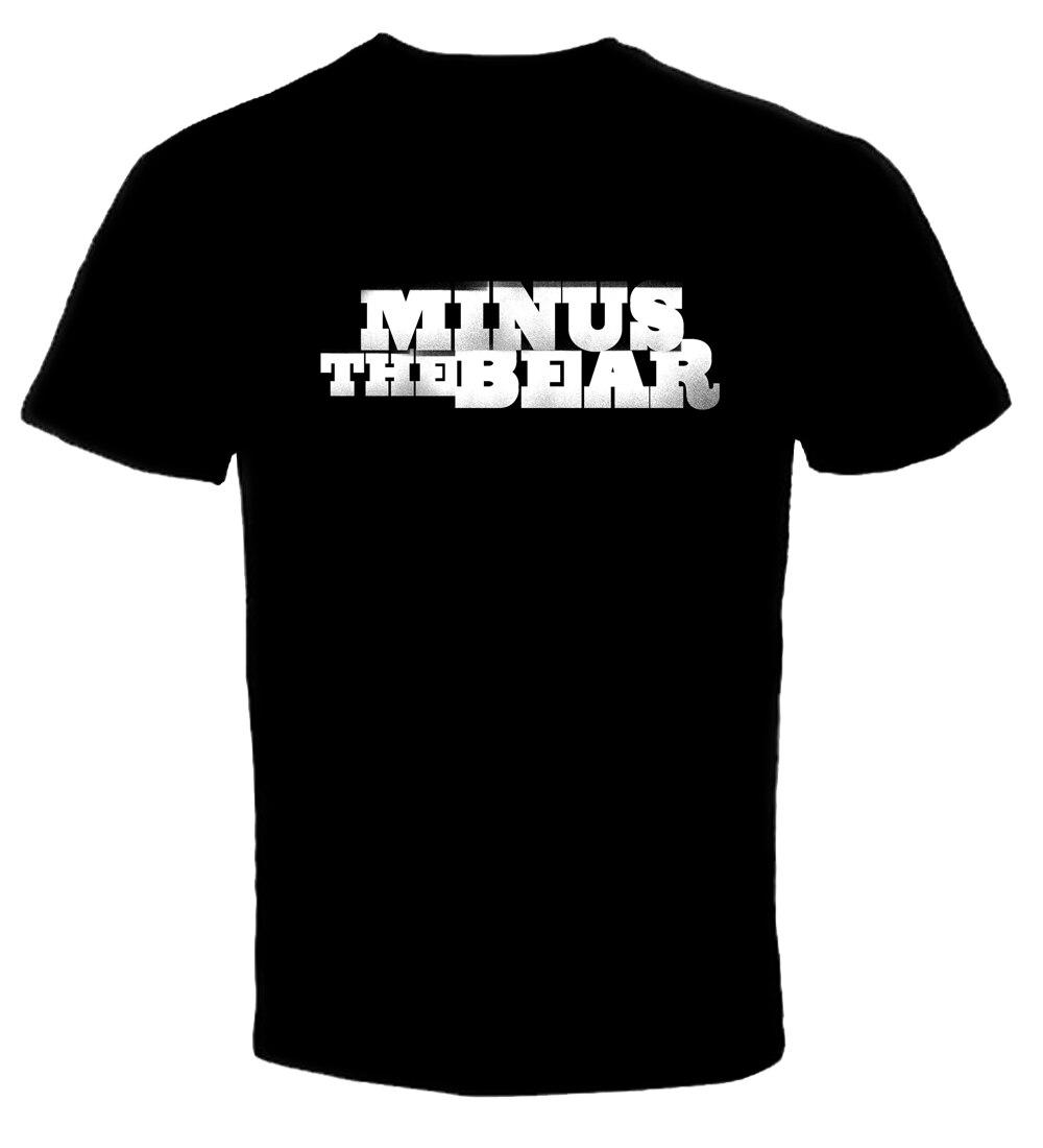 Minus the Bear 4 T Shirt   Cool Casual pride t shirt men Unisex New Fashion tshirt Loose Size top ajax 2018 funny t shirts