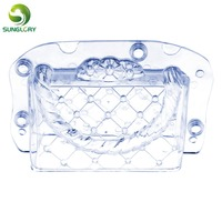 Plastic DIY 3D Lady S Bag Chocolate Mold Homemade Stereo Lady Handbag Candy Jelly Mold Polycarbonate