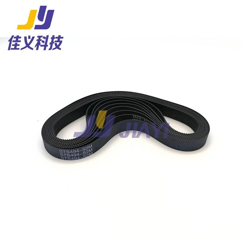 Hot Sale!!! 494 S2M 15 Small Timing/Carriage Belt For Lantu Inkjet Printer