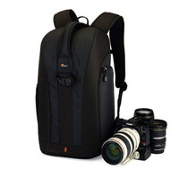 Promotion Sales Genuine Lowepro Flipside 300 AW Digital SLR Camera Photo Bag Backpack With All Weather