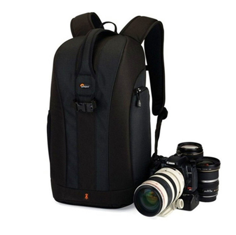 Promotion Ventes Véritable Lowepro Flipside 300 AW REFLEX Numérique Caméra Photo Sac À Dos avec All Weather Cover pour Nikon pour Canon