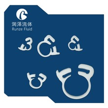 Groothandel Plastic Slang Clip Hoge Kwaliteit
