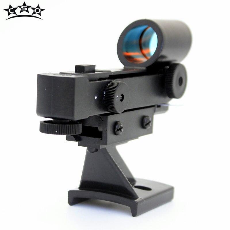 CSO Red Dot Finder Scope voor Celestron 80EQ astronomical Telescope - Kamperen en wandelen