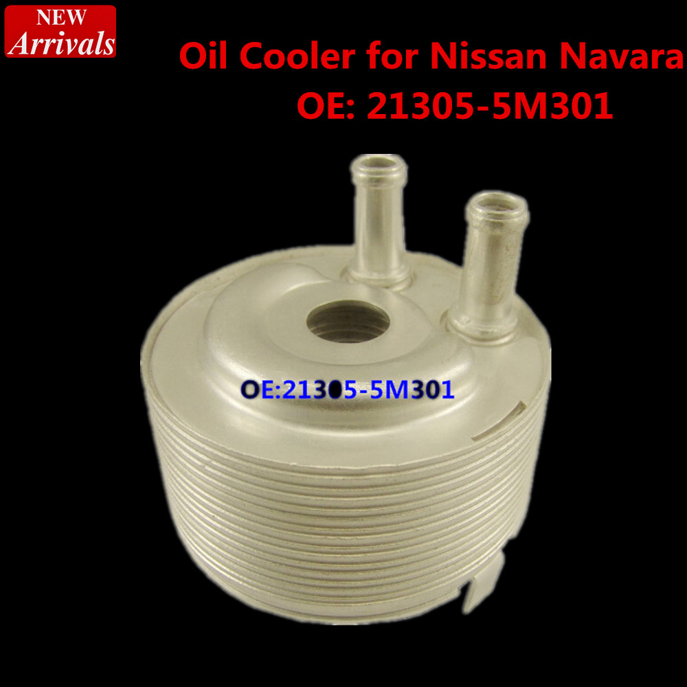 Oil Cooler High Quality For Nissan Navara OE 21305 5M301 car styling|cooler cooler|cooler for car|cooler oil - title=