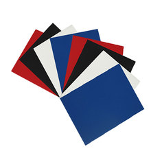 Drop shipping Heat transfer vinyl 10*12 inch 8 PU sheets htv high elastic easy to weed and cut iron on heat tranfer