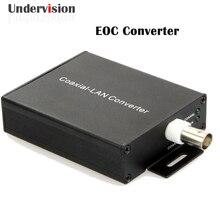 EOC Converter: 1 BNC, 1 Ethernet, 300M/600M/900M/1200M  Coaxial-LAN EOC Converter