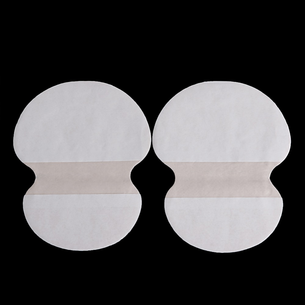 2PCS Disposable Sweat Pad Antiperspirant Underarm Armpit Guard Sheet Shield