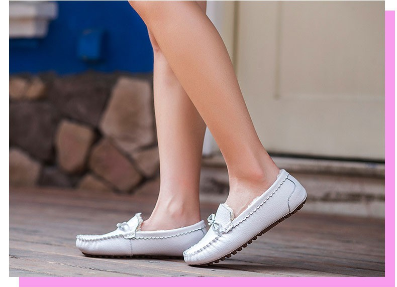 AH 5710  (16) women winter loafers