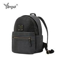 YBYT Brand 2017 New PU Leather Women Casual Rucksack Girls School Bookbags Female Serpentine Bags Ladies
