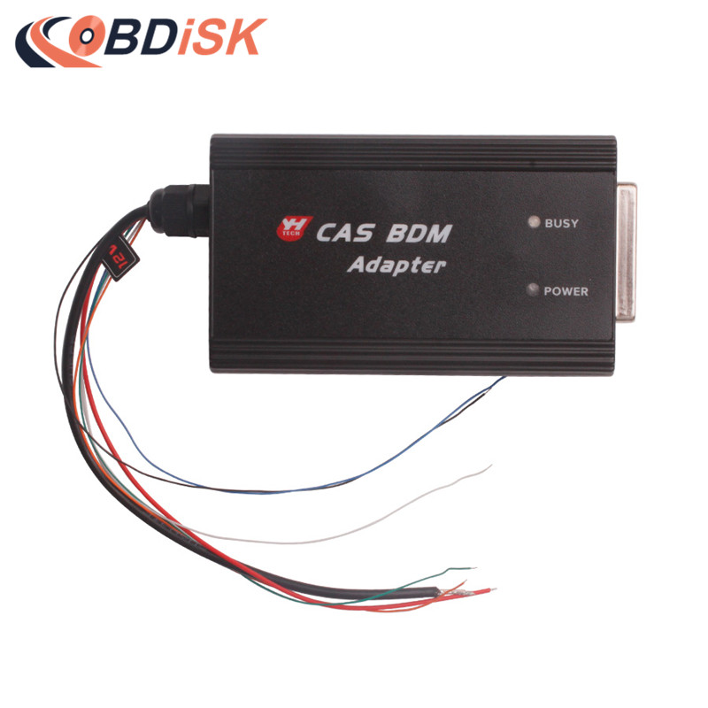 CAS BDM Programmer for Digimaster 3/ CKM100/ CKM200 Read and Program for BMW CAS 1/2/3/3+/4 for BENZ Series EIS CPU Data cas plug for vvdi 2 for bmw or full version add making key for bmw ews vvdi2 cas plug
