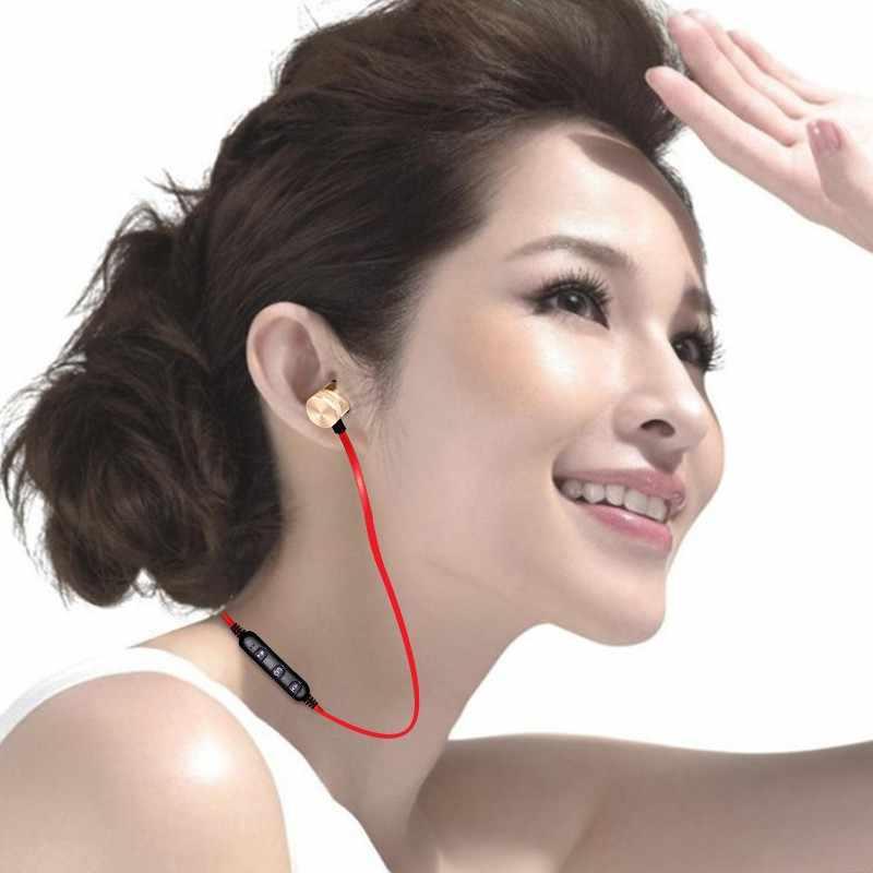 Bezprzewodowe słuchawki do Huawei Honor 10 9 Lite 8 7 Prime 7X 7C 7A 6C Pro 6A 6X 5A 5C 5X 4C Bluetooth słuchawki zestaw słuchawkowy HIFI słuchawki douszne