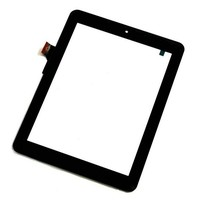 5PCs Lot Original 8 Inch PRESTIGIO Multipad PMP5580C Tablet Digitizer Glass Touch Screen Panel DIY Replacement