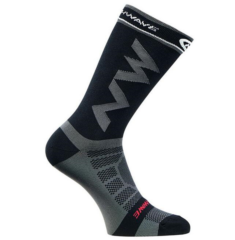 2018 New Men Women Coolmax Cycling Socks Breathable Basketball Running font b Football b font Socks