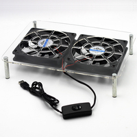 DC 5V USB 120*120*25mm Laptop Pads holder Wireless router set top TV box stands Cooler Cooling Fan heatsink bracket