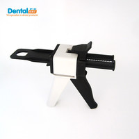 New Dental Equipment Silicone Rubber Impression Mixing Dispenser Dispensing Gun AB Gun 1 1 And 1