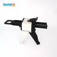 New Dental Equipment Silicone Rubber Impression Mixing Dispenser Dispensing Gun AB Gun 1 1 And 1