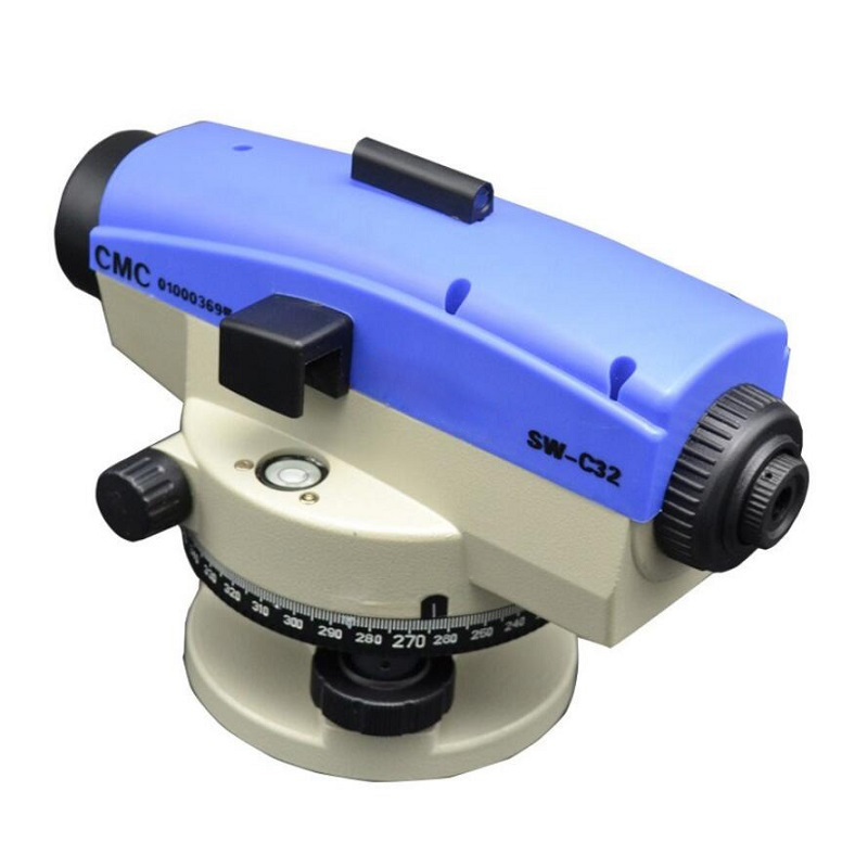 Parallelo Tester SW-C32 32X Ottico Laser Livello Accurato Livellamento Strumento di Strumento di Livello Ottico di Auto-livellamento Diagnostico-strumento