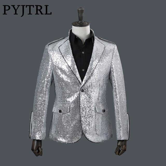 9ba1d05e672 PYJTRL-Marque-Hommes-De-Mode-Stand-Col-Argent-Paillettes-Costume-Veste-DJ-Sc-ne-de-bo.jpg 640x640.jpg