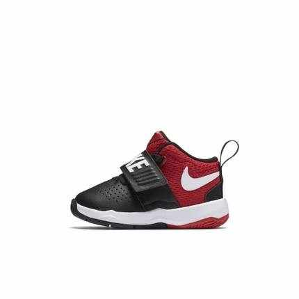 b3b587eecb ... NIKE Kids TEAM HUSTLE D 8 New Arrival Toddler Sneakers Basketball Kid's  Running Shoes Breathable 881943