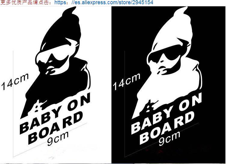 Us 096 43 Offauto Styling Aufkleber Baby An Bord Sticker For Fiat Viaggio Ottimo 500 500l Uno Idea Freemont Panda Tipo Palio Accessories In Car