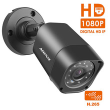 HD 1080P H.265 Bullet IP Camera PoE 2MP Outdoor Waterproof Night Vision Security Video Surveillance Camera Onvif