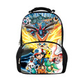Cheap price children backpack 2016 back to school daypack dragon ball student schoolbags women backpack pokemon mochila bagpack