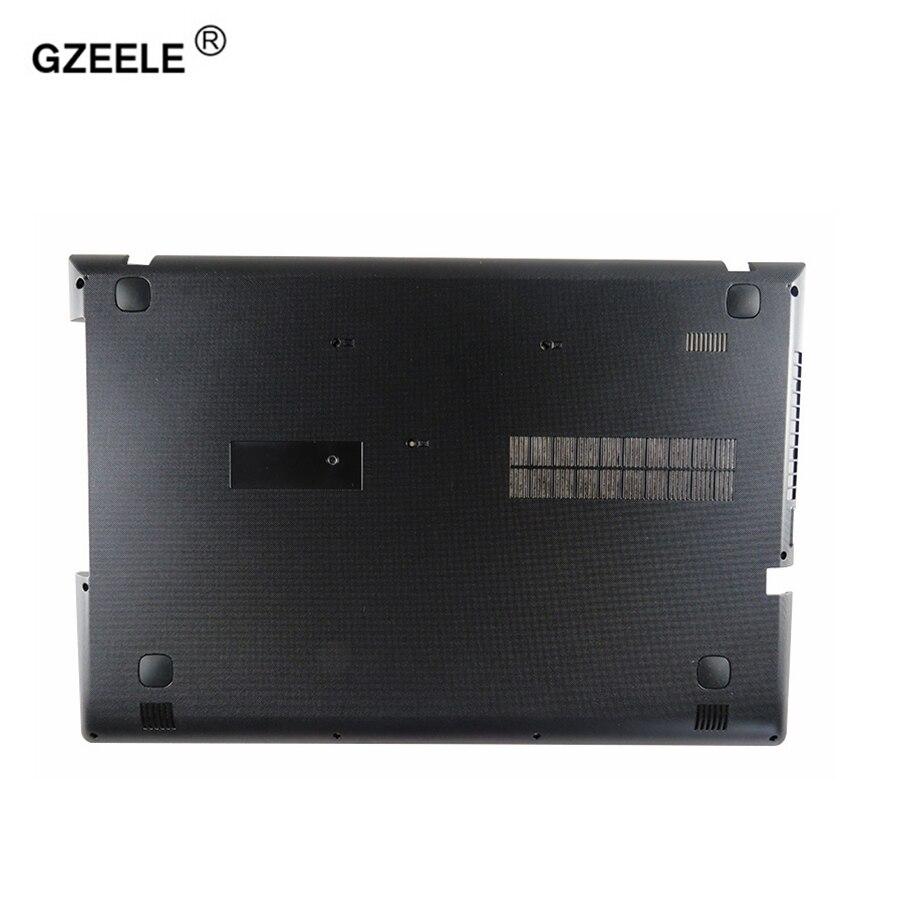 GZEELE New For Lenovo Z51 70 Z51 V4000 500 15 Y50C  Bottom Base Case Cover D Shell AP1BJ000300-in Laptop Bags & Cases from Computer & Office