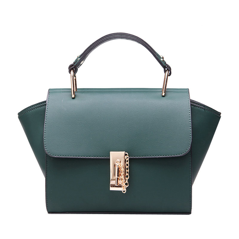 High Quality Famous Brands PU Handbags Most Popular Ttrapeze Designer Women Tote Bags Lady Shoulder Bags Female Corssbody Bags-in Top-Handle Bags from Luggage & Bags    1