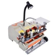 1PC 100E1 key cutting machine 180w 220v/50hz with chuck key duplicating machine for making keys locksmith tools