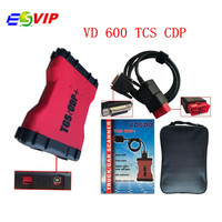 Best price VD600 TCS CDP PRO Plus without Bluetooth V2014.R2 /2015.R3 Auto Scanner OBD2 TCS CDP Pro Free Shipping