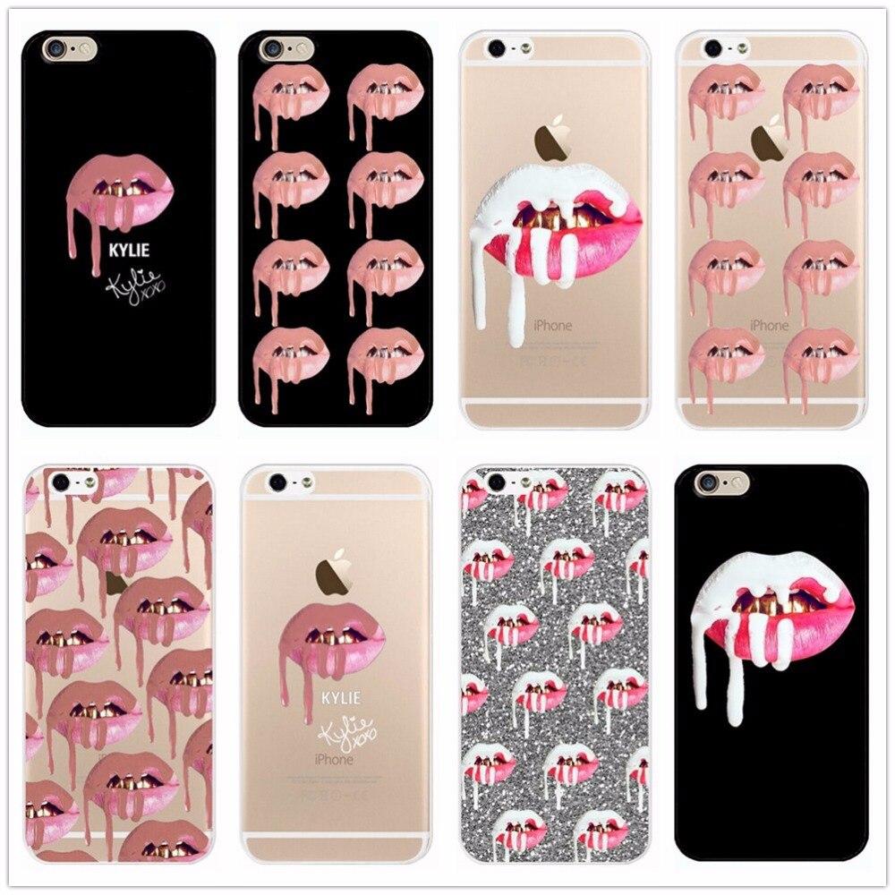 lips iphone 7 plus case