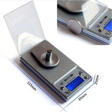 Hot Sale 10g * 0.001g LCD Digital Electronic Pocket Jewelry
