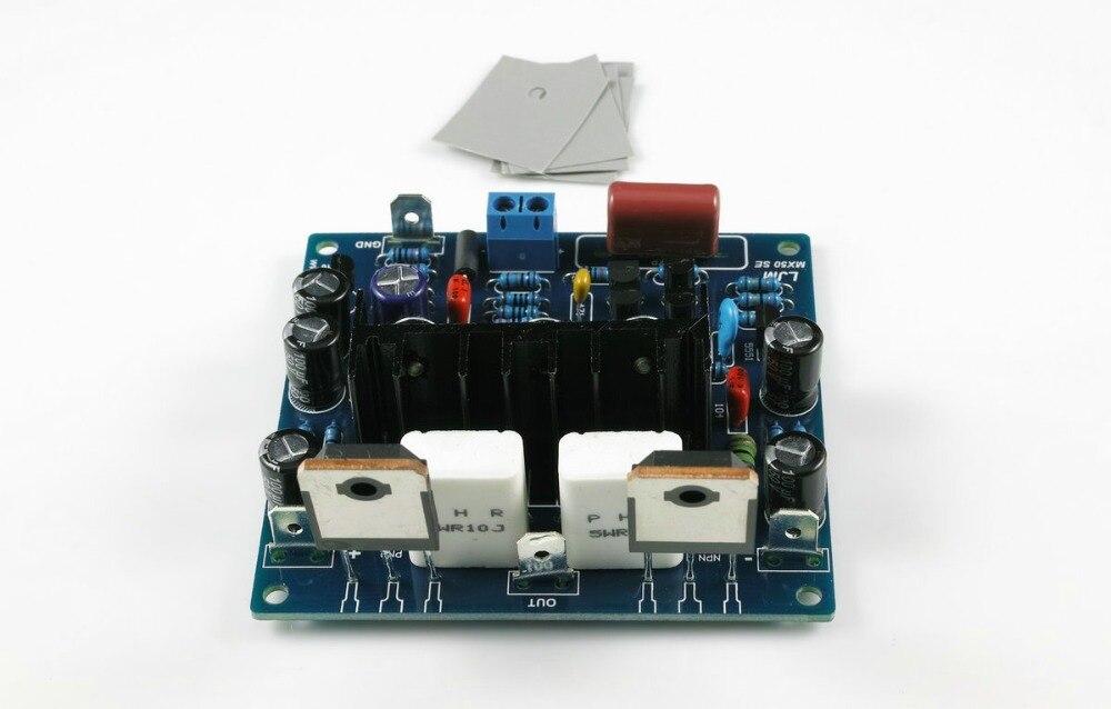 2 kanäle MX50 SE 100WX2 Dual Kanäle Audio Power verstärker board Diy Kit Neue Version