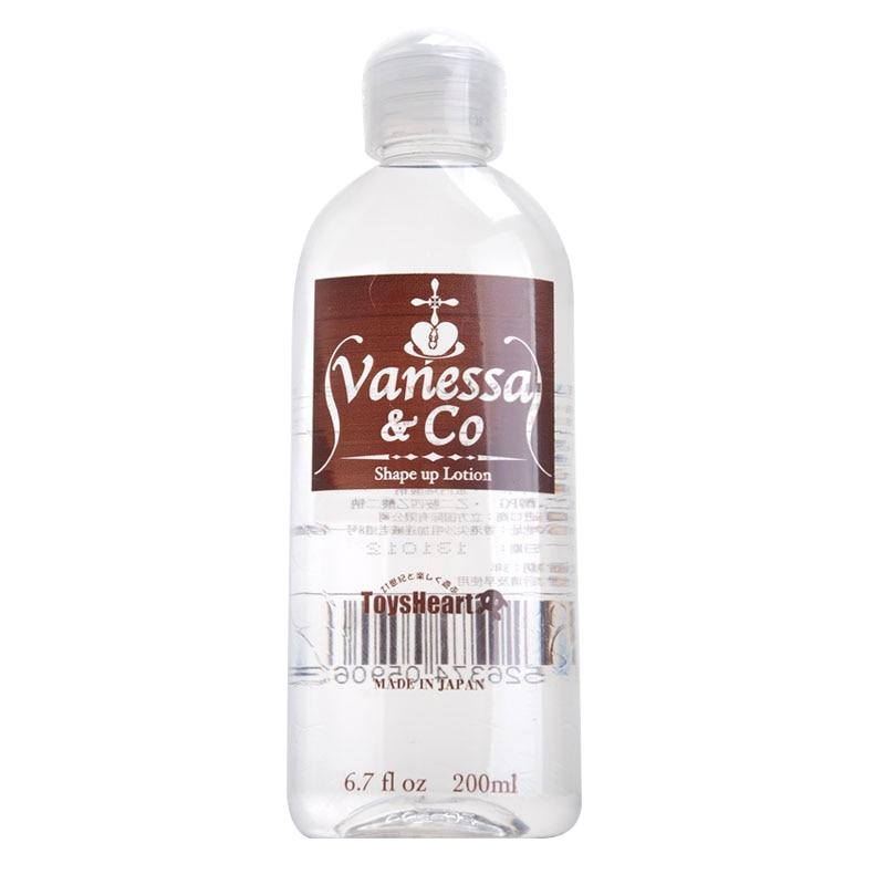 200 ml Vanessa wasserbasis Schmiermittel von Sex Anal öl, Vagina Gel Intime Körper SPA Massage Öl, Japan AV lube Creme für Erwachsene