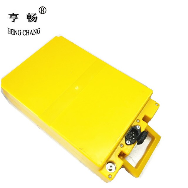 36v 48v 60v Large capacity lithium battery case battery storage box Electric motorcycle Portable plastic box