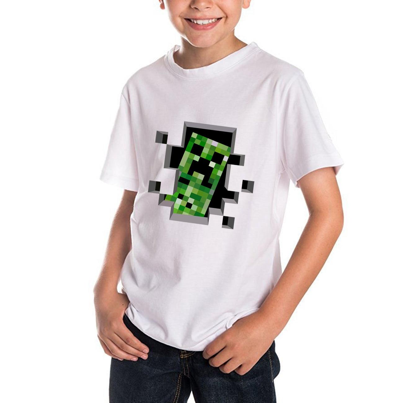 Детские футболки для мальчиков 2018 летняя хлопковая футболка с короткими рукавами для девочек Милая модная спортивная toptics для девочек детс...