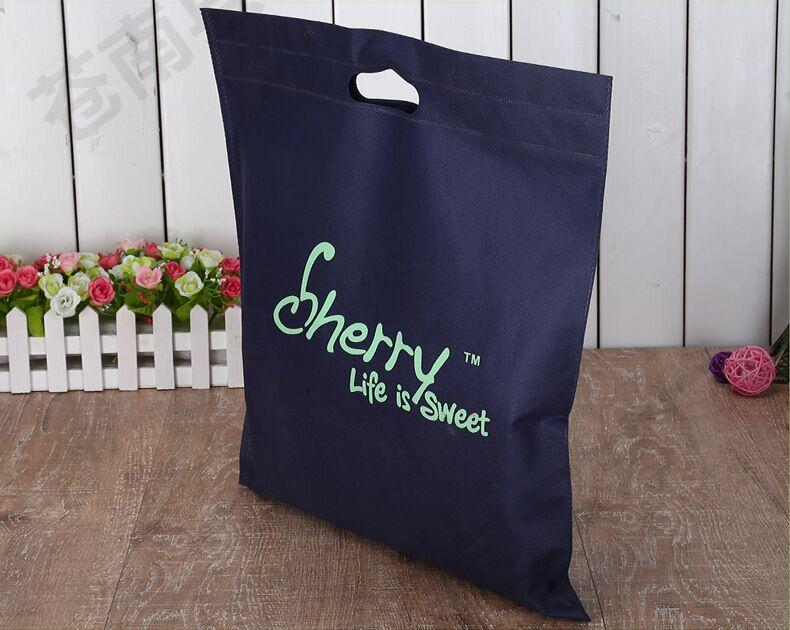 Wholesale Custom Printed Shopping Bags / Cheap Logo Bags