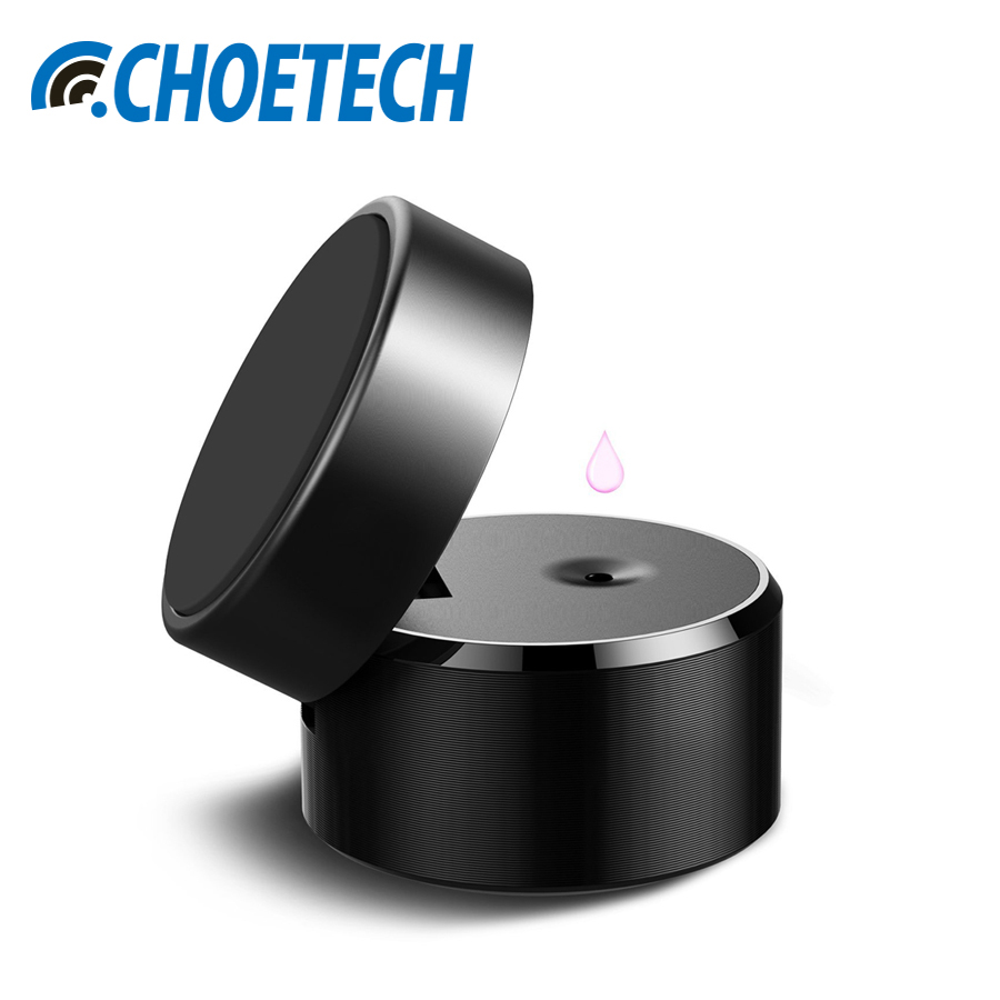 CHOETECH Perfume Magnetic Car Mounts 360 Degree Rotation Universal Stick on Dashboard Car Phone Stand Holder For Smartphone