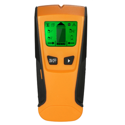 3 In1 Digitale Metall Detektor Holz Metall Stud Finder AC live Draht Detector Wand Scanner Elektrische Box Finder Tiefe Wand detektor