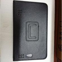 Funda de piel para IRBIS Myslc tz735/tz736/tz737/tz738 7 Pulgadas Tablet Caso de la Cubierta de Cuero de LA PU