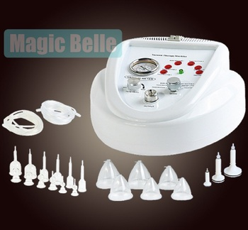 Hot Selling Increase Breast Enhancer Electric Breast Enlargement Pump Vacuum Therapy Massager Machine With CE