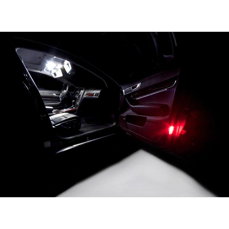 XIEYOU 13 ədəd LED Canbus Daxili işıqlar dəsti A6 S6 C7 (2012+) - Avtomobil işıqları - Fotoqrafiya 5