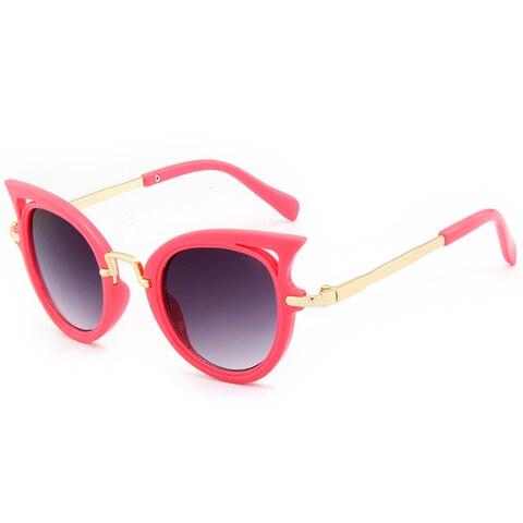 2018 New Cat Eye Children Sunglasses for Girls Boys Kids sunglasses Babys SunGlasDriving Sports Goggles Eyewear UV400 Multan