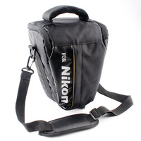 Free Shipping Waterproof Camera Case Bag For Nikon DSLR D80 D7100 D7000 D5300 D5200 D5500 D3300